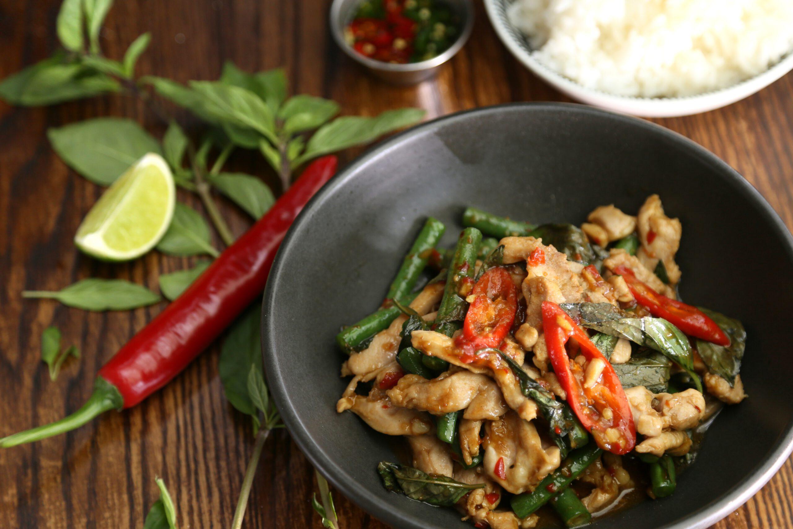Serving Fine Thai Cuisines